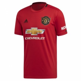 2019/20 Man Utd 1:1 Quality Home Fans Soccer Jersey