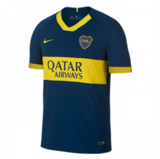 2019/20 Boca Home Blue Fans Soccer Jerseys