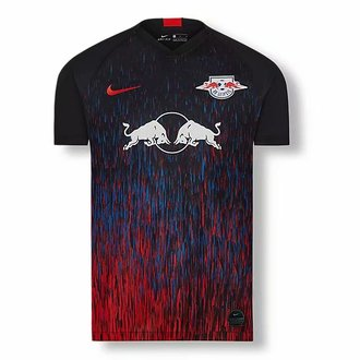 2019/20 RB Leipzig Third Fans Soccer Jersey