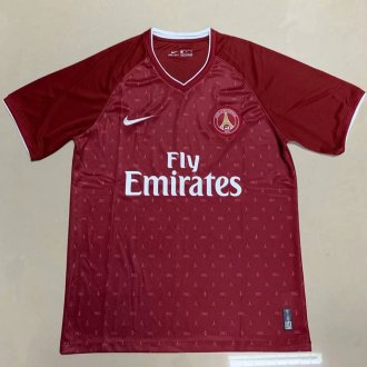 2019/20 PSG Red Classic Version Jersey