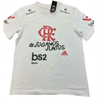 2019/20 Flamengo White Champions Version Jersey