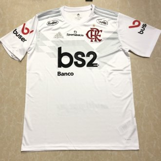 2020 Flamengo 70 Years Fans Soccer Jersey (All Sponsor)
