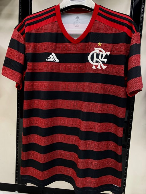 2019/20 Flamengo Home 1:1 Quality Fans Soccer Jersey(DIY Sponsors,Contact Us)