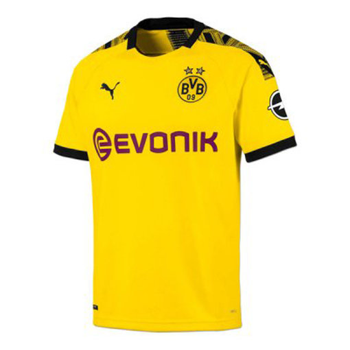 2019/20 Dortmund Home 1:1 Quality Yellow Fans Soccer Jersey
