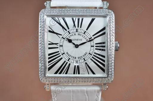 フランクミューラーFranck Muller Men Master Square SS/LE C-Colours A-21J自動巻き