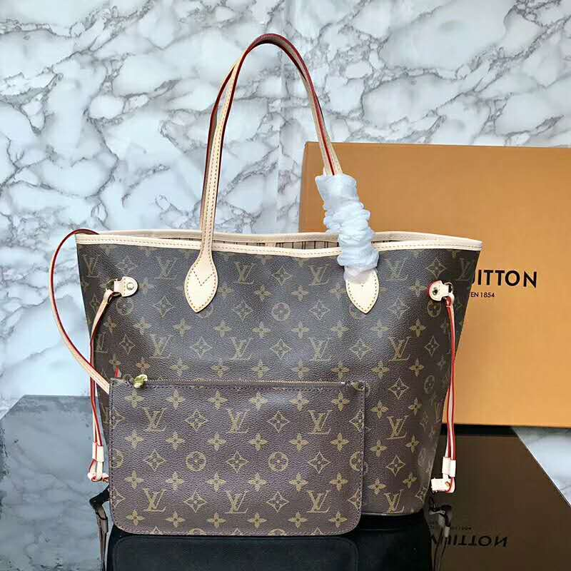 best sneakers 08e5c 46c2b ルイヴィトンコピー バッグ LOUIS VUITTON 2018新作 ネヴァーフル MM M40995