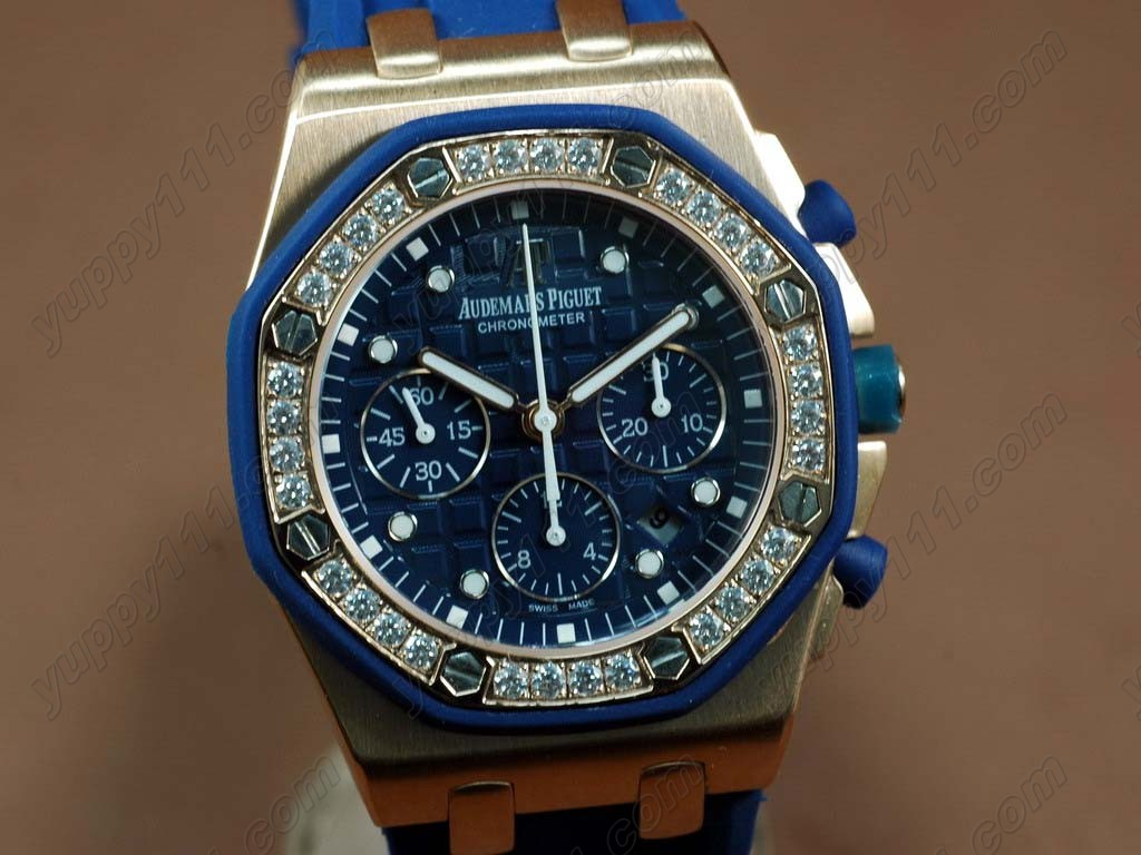 オーデマ・ピゲAudemars Piguet Watches Royal Oak Chrono 7750自動巻き