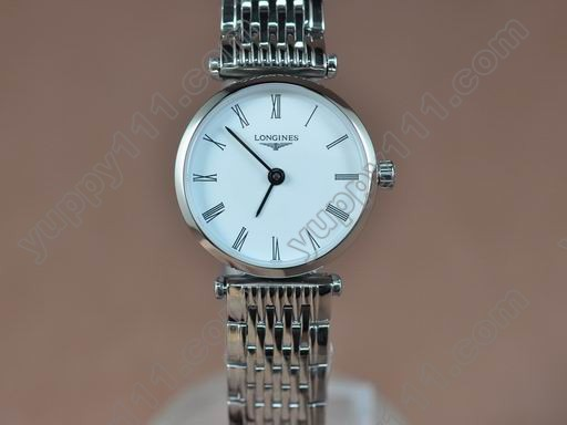 ロンジンLongines Ladies La Grande Classique SS White Japanクオーツ