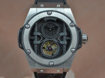 ウブロHublot Big Bang King Power SS/RU Black Asia 自動巻き