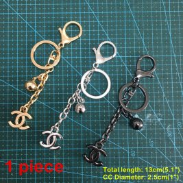 Purse Key Chain Keyring Handbag Bag Accessories