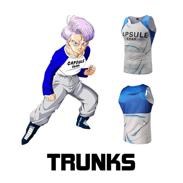 acf2c96464e854 Teen Trunks Gym Workout 3D Compression Cool Tank Top