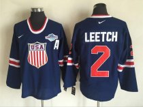 Men's Ice Hockey Team USA Player Jersey - Throwback