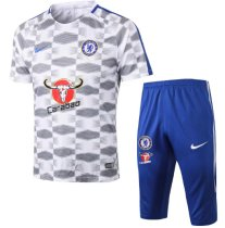 Chelsea 18/19 Training Jersey and Short Kit - 001