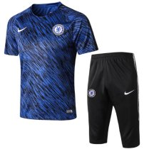 Chelsea 18/19 Training Jersey and Short Kit - 002