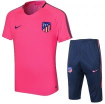 Atletico Madrid 18/19 Training Jersey and Short Kit - Pink