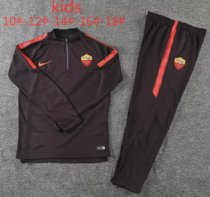 AS Roma 18/19 Kids Training Top and Pants
