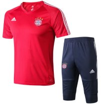 Bayern Munich 18/19 Training Jersey and Short - Red