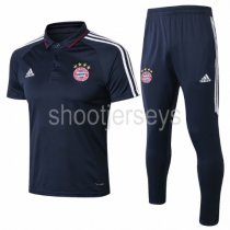 Bayern Munich 18/19 Training Polo and Pants