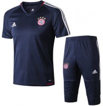 Bayern Munich 18/19 Training Jersey and Short - Dark Blue