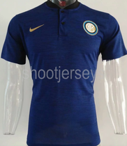 Inter Milan 18/19 Training Polo - Blue