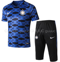 Inter Milan 18/19 Training Jersey and Short Kit