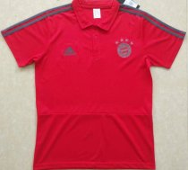 Bayern Munich 18/19 Training Polo - Red
