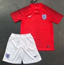 England 2018 Away Soccer Jersey and Short Kit