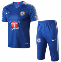 Chelsea 19/20 Training Jersey and Short Kit