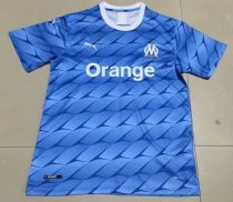 Thai Version 19/20 Olympique Marseille Away Soccer Jersey
