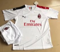 AC Milan 19/20 Away Soccer Jersey and Short Kit