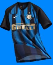 Thai Version Inter Milan 20th Anniversary Edition Soccer Jersey