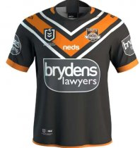 West the tiger 19/20 Home Rugby Jersey