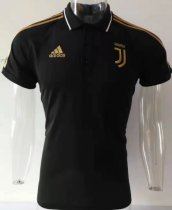 Juventus 19/20 Training Polo - Black
