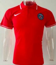 Paris Saint-Germain 19/20 Training Polo - Red