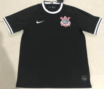 Thai Version Corinthians 19/20 Soccer Jersey - Black