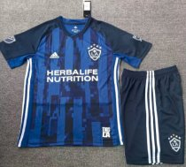 Los Angeles Galaxy 19/20 Away Soccer Jersey and Short Kit