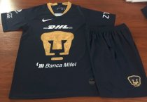 Pumas UNAM 19/20 Third Soccer Jersey and Short Kit