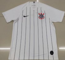 Thai Version Corinthians 19/20 Soccer Jersey - White