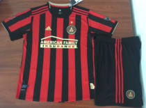 Atlanta United FC 19/20 Kids Home Soccer Jersey and Short Kit