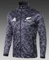 All black Rugby Jacket