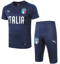 Italy 2019 Training Jersey and Short Kit