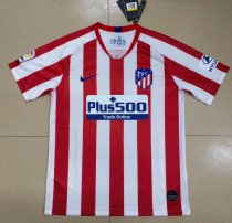 Thai Version Atletico Madrid 19/20 Home Soccer Jersey