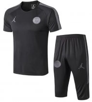 Paris Saint-Germain 19/20 Training Jersey and Short Kit - 003