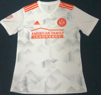 Thai Version Atlanta United FC 19/20 Away Soccer Jersey