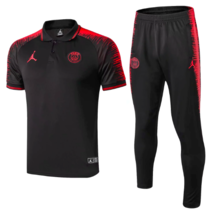 Paris Saint-Germain 19/20 Polo and Pants - 001