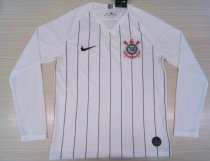 Thai Version Corinthians 19/20 LS Home Soccer Jersey