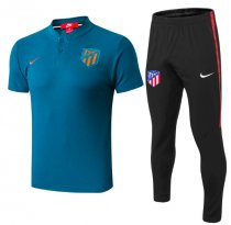 Atletico Madrid 18/19 Training Polo and Pants
