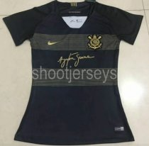 Thai Version Corinthians 19/20 Women's Third Soccer Jersey