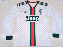 Thai Version Juventus 19/20 LS Soccer Jersey