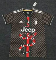 Thai Version Juventus 19/20 Soccer Jersey - 006